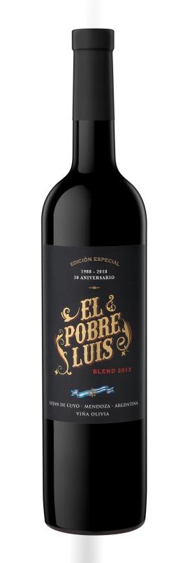El Pobre Luis Blend 2013-2